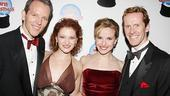 White Christmas Opening Night – Stephen Bogardus – Kerry O'Malley – Meredith Patterson – Jeffry Denman