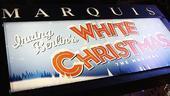 White Christmas Opening Night – Marquis