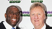 Magic.Bird Opening Night – Magic Johnson – Larry Bird