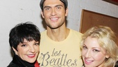 The Performers – preview opening – Liza Minnelli – Cheyenne Jackson – Ari Graynor