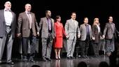 'Lucky Guy' Opening — Richard Masur — Michael Gaston — Courtney B. Vance — Maura Tierney — Tom Hanks — Peter Scolari — Deirdre Lovejoy — Danny Mastrogiorgio