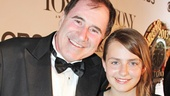 Tony Red Carpet- Richard Kind- Skyler