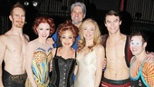 Pippin - Preston Jamieson -  Charlotte d'Amboise - Annie Potts - Christopher Sieber - Rachel Bay Jones - Orion Griffiths - Richard Maguire