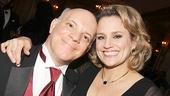 Drama League gala for NPH - 2014 - Eddie Korbich - Cady Huffman