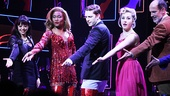 Kinky Boots - One Year Anniversary - OP - 4/14 - Cortney Wolfson - Billy Porter - Andy Kelso - Jeanna de Waal - Marcus Neville