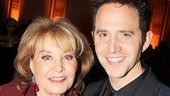Act One - Opening - OP - 4/14 - Barbara Walters - Santino Fontana