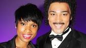 Motown - Jennifer Hudson Visit - OP - 4/14 - Jennifer Hudson - Charl Brown