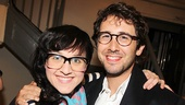 Hedwig - Backstage - Katy Perry - Josh Groban - OP - 4/14 - Lena Hall - Josh Groban