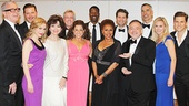 New York Pops Gala - Honoring Marc Shaiman and Scott Wittman - OP - 4/14 - cast