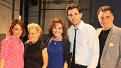 Piece of My Heart - Backstage - OP - 7/14 - Leslie Kritzer - Bette Midler - Linda Hart - Zak Resnick - Joseph Siravo