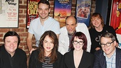 It's Only a Play - Meet The Press - OP - 8/14 - Micah Stock - F. Murray Abraham - Rupert Grint - Nathan Lane - Stockard Channing - Megan Mullally - Matthew Broderick