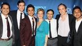 Indian Ink - Opening - 9/14 - Carey Perloff - Lee Aaron Rosen - Nick Choksi - Firdous Bamji - Rajeev Varma - Neal Huff - Bhavesh Patel