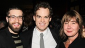 Hedwig and the Angry Inch - Opening - 10/14 - Michael C. Hall - Paul McGill - Johanna McKeon