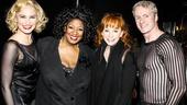 Chicago - Backstage - 3/15 - Jennifer Nettles - NaTasha Yvette Williams - Reba McEntire - John Dossett