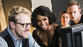 Chicago - Behind the Scenes - 3/15 - Jason Bell - Brandy Norwood