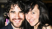 Hedwig and the Angry Inch - Lena Hall - Final Show - 4/15 - Darren Criss - Lena Hall