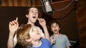 Finding Neverland - Recording - 5/15 - Christopher Paul RIchards - Sawyer Nunes - Alex Dreier