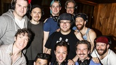 Finding Neverland - Recording - 5/15 -
