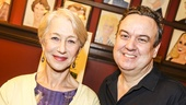 Helen Mirren - Sardi's - The Audience - 5/15 - Richard McCabe - Helen Mirren