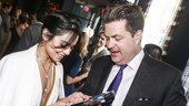 Broadway.com - Audience Choice Awards - 5/15 - Vanessa Hudgens - Paul Wontorek