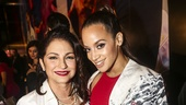 On Your Feet! - Opening - 11/15 - Gloria Estefan and Dascha Polanco