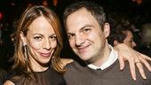 Misery - Opening - 11/15 - Leslie Kritzer and husband Vadim Feichtner
