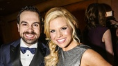 Noises Off - Opening - 1/16 - Rob McClure and Megan Hilty