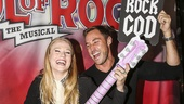 School of Rock - Actors Fund - performance - 5/16 - Caitlin McNaney