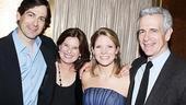 Kelli O'Hara at the Carlyle – Kelli O'Hara – Greg Naughton – James Naughton – Pam Naughton