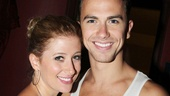 Ghost Celebrates 100 Broadway Shows – Caissie Levy – Richard Fleeshman