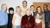 The Performers – preview opening – Henry Winkler – Liza Minnelli – Ari Graynor – Cheyenne Jackson – Joan Rivers – Michael Feinstein – Jenni Barber – Alicia Silverstone – Daniel Breaker