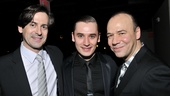 Golden Boy – opening night – Greg Naughton – Seth Numrich – Danny Burstein