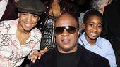 'Motown' Family Night — Jibreel Mawry — Stevie Wonder — Raymond Luke Jr.