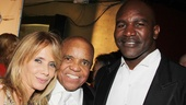 'Motown' Opening Night — Rosanna Arquette — Berry Gordy — Evander Holyfield