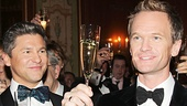 Drama League gala for NPH - 2014 - David Burtka - Neil Patrick Harris