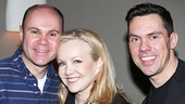 Bullets Over Broadway - Recording Session - OP - 4/14 - James Gray - Susan Stroman - Rolt Smith