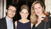 MTC Gala - 2014 - OP - 5/14 - Andrew Resnick - Kelli O'Hara - Mairi Dorman-Phaneuf