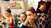 Bullets Over Broadway - Backstage Feature - 5/14 - Kelcy Griffin - Kim Faure - Brittany Marcin