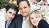 Public Theater Gala - 2014 - OP - 6/14 - Jonathan Marc Sherman - Josh Charles - Girlfriend - Sophie Flack