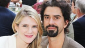 Public Theater Gala - 2014 - OP - 6/14 - Lily Rabe - Hamish Linklater