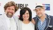 Public Theater Gala - 2014 - OP - 6/14 - Oskar Eustis - Connie Verducci - Patrick Willingham