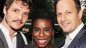 Public Theater Gala - 2014 - OP - 6/14 - Pedro Pascal - Uzo Aduba -Josh Charles