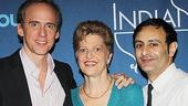 Indian Ink - Opening - 9/14 -  Neal Huff - Carey Perloff - Rajeev Varma