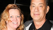 THe Last Ship - Backstage - 10/14 - Leah Hocking - Tom Hanks