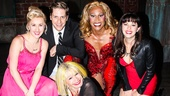 Kinky Boots - Backstage - 12/14 -  Betsey Johnson