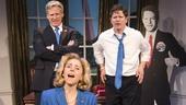 Clinton the Musical - Show Photos - 4/15 - Kerry Butler - Tom Galantich - Duke Lafoon