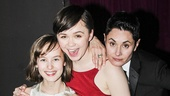 Fun Home - Opening - 4/15 - Sydney Lucas - Emily Skeggs - Beth Malone