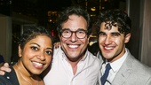 Hedwig and the Angry Inch - 4/15 - Darren Criss - Rebecca Naomi Jones - Michael Mayer