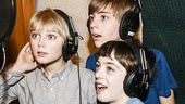 Finding Neverland - Recording - 5/15 - Hayden Signoretti - Jackson Demott Hill - Noah Hinsdale