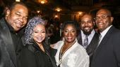 Hamilton - Opening - 8/15 - Busta Rhymes, Raven Symone, , LaTanya Richardson, James Monroe Iglehart and Samuel L Jackson